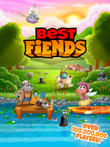 Best Fiends - Free Puzzle Game 8.1.1 screenshots 15