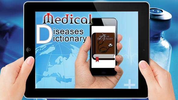 Disease Dictionary Offline Gratis