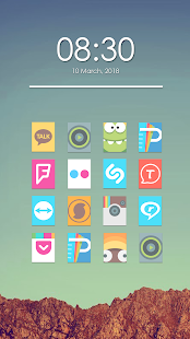 Nimver - Icon Pack Screenshot