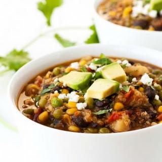 Vegetarian Southwest Soup Recipes