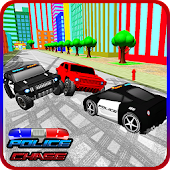 Toy Car Police Chase 3D