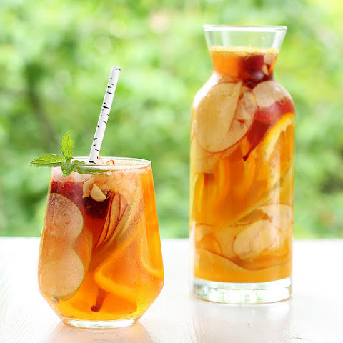 Apple-Plum Sangria Recipes — Dishmaps