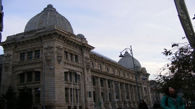 National History Museum in Bucharest