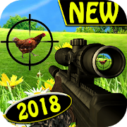 Game Chicken Shoot Safari Hunting: Sniper Hunt 3D 2018 APK for Windows Phone