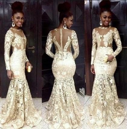 African Wedding Dresses 2018