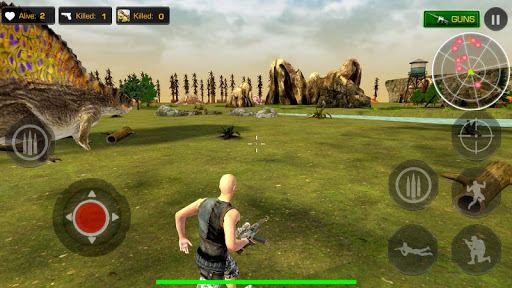 Modern Strike- Online TPS Game  captures d'u00e9cran 2