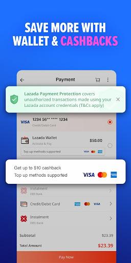 Lazada - Online Shopping & Deals screenshot 6