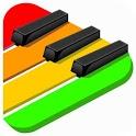 Colorful Piano icon