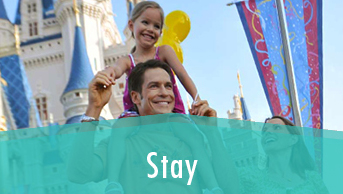 Stay with Exploria Resorts