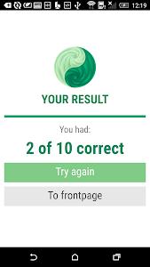 Acupuncture - Test screenshot 4