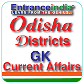 Odisha Districts GK Current Affairs Who's Who