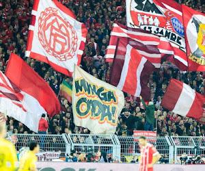 ? Les supporters du Bayern ont déployé une banderole à l'adresse des dirigeants de Liverpool