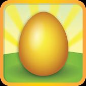 Easter egg cue