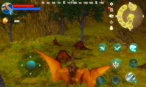 Pteranodon Simulator 1.0.1 screenshots 8