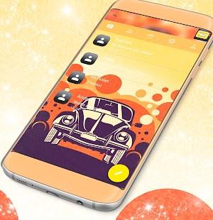 SMS téma pro auto - náhled