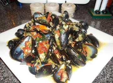 Roy's Bacon Mussels Recipe