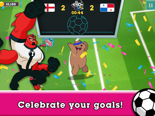 Toon Cup 2020 - Cartoon Network's Football Game 3.12.9 screenshots 15