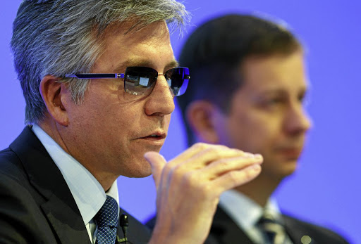 SAP CEO Bill McDermott. Picture: Reuters