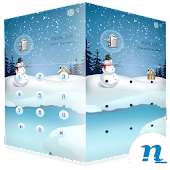 AppLock Theme Winter