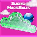 الانزلاق - SlidingMagicBalls
