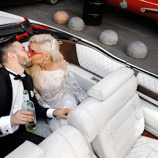 Wedding photographer Maksim Kozlovskiy (maximmesh). Photo of 14.12.2017
