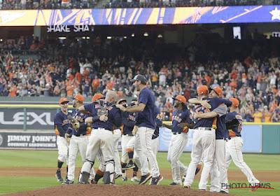 Les Astros filent en post-season