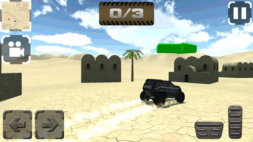 Checkpoint Drift 3D