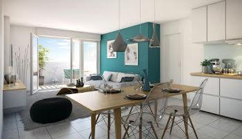 appartement à Saint-Louis (68)