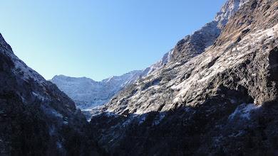 Photo: Montée des Gorges de la Clarabide