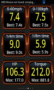 Torque Pro (OBD 2 & Car) Screenshot