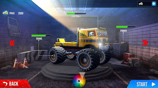 Offroad  Monster Truck Legend Drive 1.9 screenshots 1