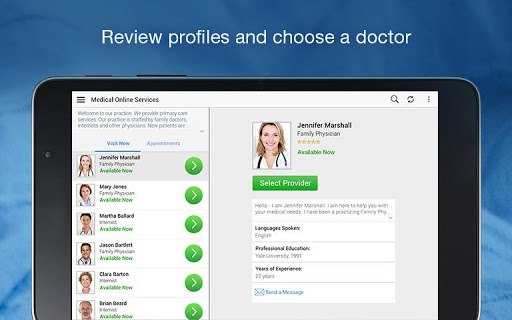 Amwell: Doctor Visits 24/7 11.1.3.003_01 screenshots 10