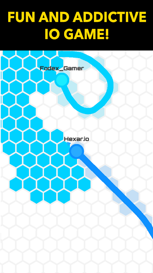 Hexar.io- screenshot