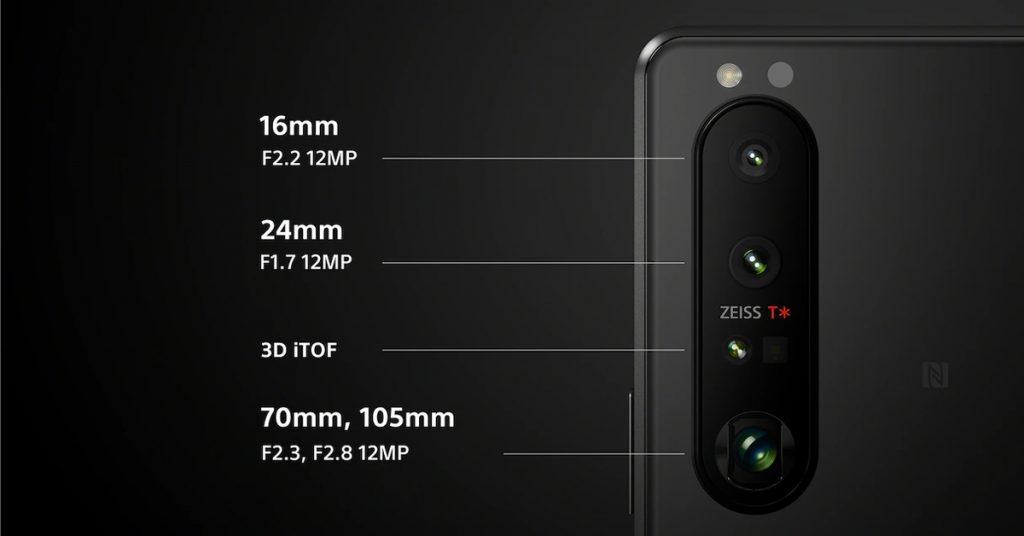 Sony เปิดตัว Xperia 1 III และ Xperia 5 III จอ 4K OLED HDR 120Hz, กล้องหลัง 3 ตัว เลนส์เทเล 70 / 105 มม. สลับได้ 03