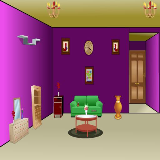 Modern Purple House Escape Apk Download 1