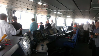 Photo: Visit alongside 8 August 2012