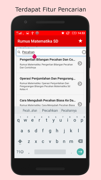 Rumus Matematika Sd Lengkap Offline Android Apps Appagg