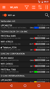 WiFi Tool Screenshot