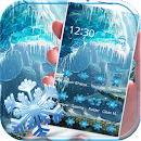 Theme Ice Frozen Snow Castle v 1.1.1 app icon