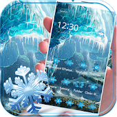 Theme Ice Frozen Snow Castle
