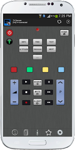 TV Remote for Philips - náhled
