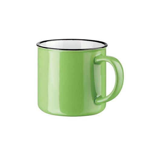Camping Style Ceramic Mug