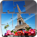 Landmarks and Wonders Puzzle icon