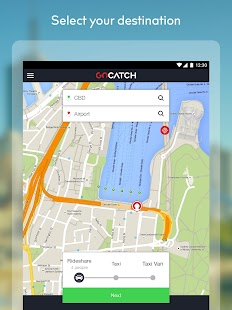 GoCatch: Taxi & Rideshare- screenshot thumbnail