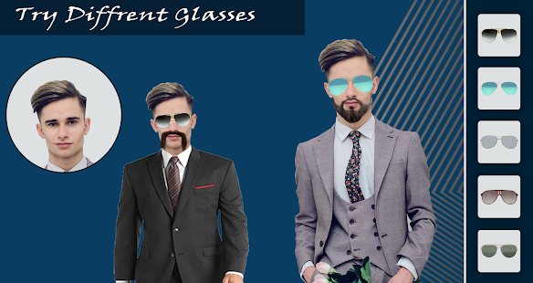 Stylish Man Suit Photo Editor 2020 - Screenshot
