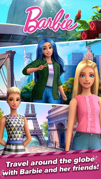 Barbie™ Sparkle Blast™ v1.2.2 [Mod]