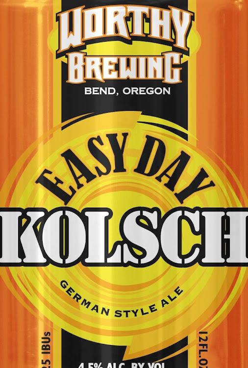 Logo of Worthy Easy Day Kolsch