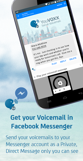 YouVOXX Voicemail, Call Blocker screenshot 8