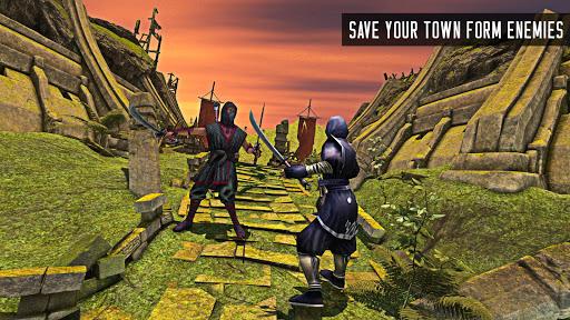 Code Triche Ninja Assassin Warrior Death Survival Zombie War mod apk screenshots 5