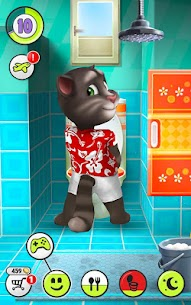 My Talking Tom Mod Apk 5.7.1.522 Download 8